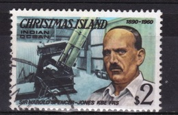 Christmas Island  2 Dollar Stamp From 1977 Set. This Stamp Is In Fine Used Condition - Christmas Island