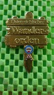 Medaille / Medal - Medaille -pins -  Österreichischer Wander Orden - EVG Raaba , Austria Oosterijk. - Cities