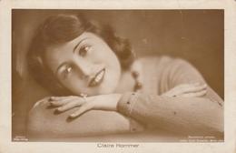 Actress Clare Claire Rommer - Schauspieler