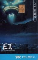 TARJETA TELEFONICA DE MEXICO. (CINE - ET) (028) . - Cinema