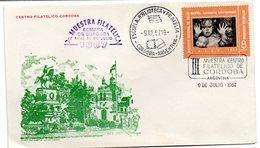 Carta De Argentina 1967 - Lettres & Documents
