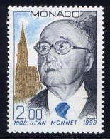 MONACO - 1638** - JEAN MONNET - Monaco