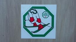 Aufkleber Von Sport VOSWINKEL (Sportbedarfsgeschäft) (Deutschland) - Stickers