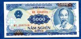 VIETNAM / Pick 108 / 5 000 Dong  / TTB - Viêt-Nam