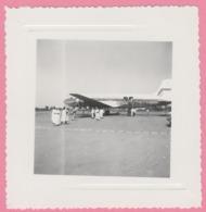 CENTRE-AFRIQUE  - 1963 - Photo -  Bouar - Aérogare - Avion - Aviation