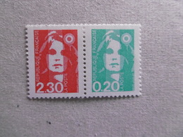 1990      P2617   * *   MARIANNE DU BICENTENAIRE - France