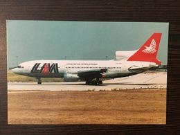 AK  AIRPLANE  MOZAMBIQUE  MOCAMBIQUE  LOCKHEED L-1011-500 CS TEA - 1946-....: Moderne