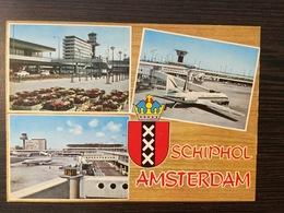 AK  AERODROME  AIRPORT  AMSTERDAM - Aerodrome