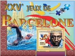 Guinea 2007, Olympic Games 9 In Barcellone, Swimming, BF - Ete 1992: Barcelone