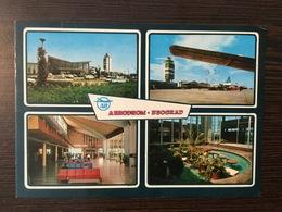 AK  AERODROME  AIRPORT  BEOGRAD - Aerodrome