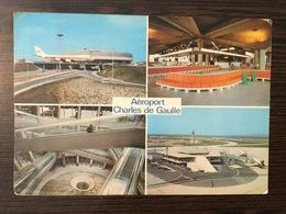 AK  AERODROME  AIRPORT  PARIS - Aerodrome