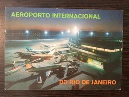 AK  AERODROME  AIRPORT  RIO DE JANEIRO - Aerodrome