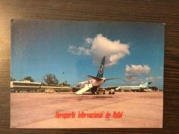 AK  AERODROME  AIRPORT  AEROPORTO INTERNACIONAL DE NATAL  BRASIL - Aerodrome