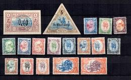 Côte Des Somalis Belle Petite Collection 1894/1902. Bonnes Valeurs. B/TB. A Saisir! - French Somali Coast (1894-1967)