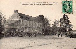 La Chaize Le Vicomte : Le Vieux Château - La Chaize Le Vicomte