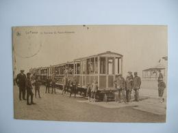 La Panne Le Tramway  - La Panne-Adinkerke - De Panne