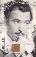 TARJETA TELEFONICA DE MEXICO. (CINE - TIN TAN) (045) . - Cinema