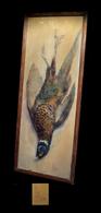[CYNEGETIQUE CHASSE] HISTA (Louis) - [Aquarelle Originale Signée : Nature Morte Au Faisan]. - Watercolours