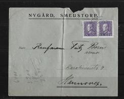 1931 Letter Nygard Smedstorp Sverige To Hannover / German - Suède