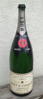 Mathusalem Champagne Moët Et Chandon 1964 - Champagne & Schuimwijn