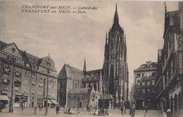 Frankfurt Main - Dom - Ca. 1935 - Frankfurt A. Main