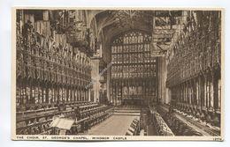 The Choir St George's Chapel Windsor Castle - Windsor Castle