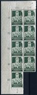 41116) DEUTSCHES REICH 9mal # 559 Postfrisch Aus 1934, 45.- € - Ungebraucht