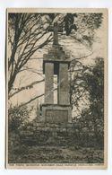 The Piers Gaveston Monument Near Warwick - England