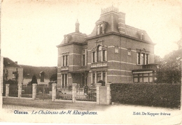 Olsene : Le Château De M. Kluyskens - Zulte