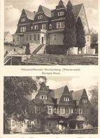 HOHENLUKURORT MARIENBERG EUROPA HAUS - Marienberg