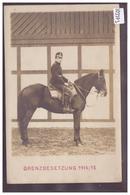 ARMEE SUISSE - MILITAIRE - GRENZBESETZUNG 1914-15 - TB - Altri