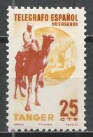 Tangier. #D (M) Telegrafo, Camel * - Télégraphe