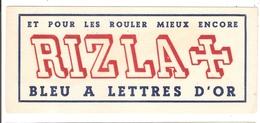 Buvard  Rizla Tabac - Tabac & Cigarettes