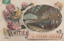 Amitiés De Five-lille (train) - Lille