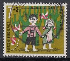 Germania 1961 Sc. B376 Favole Hansel And Gretel Bundespost Germany Used - Fiabe, Racconti Popolari & Leggende