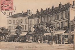 Chartres - La Place De La Gare - Chartres