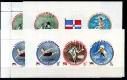 DOMINICANA SC4BF MNH ** - Repubblica Domenicana