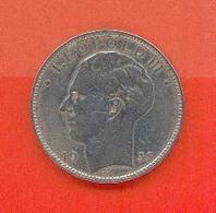 BELGIQUE – 20 Francs - Léopold III – 1935 FR/FL Position A - 1934-1945: Leopold III