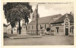 Oost Eekloo : Kerk En Standbeeld ( Centrum) - Assenede
