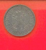 ALLEMAGNE 2 Mark 1951 J - [ 6] 1949-1990 : GDR - German Dem. Rep.