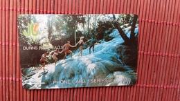 Phonecard Jamaica Used Rare - Jamaica