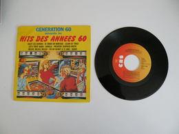 Génération 60 - Hits Des Années 60 / Salut Les Copains Et Autres (1981) - Rock