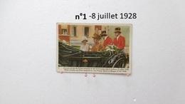 24 Cartes Reine Astrid (édité Par Côte D'or Juillet 1928 )deuxième Série - Belgique