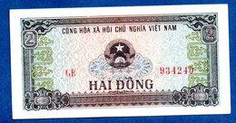 VIETNAM / 2 Dong 1980  / TTB - Vietnam