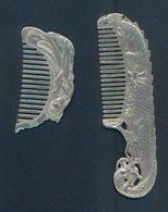 VINTAGE - Japon – Anciens Peigne Et Pince à Cheveux Pour Geisha - Accessories