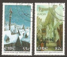 Ireland Eire Irland Irlande 2010 Europa Cept Michel 1929-30 Used Obliteré Gestempelt Oo Cancelled - Europa-CEPT