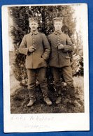 Carte Photo  - Soldats Allemands Du17 Res Div - Cartes Postales