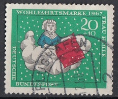 Germania 1963 Sc. B427 Fairy Favole Frau Holle Bundespost Germany Used - Fiabe, Racconti Popolari & Leggende