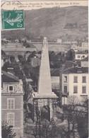 F38-001 VIENNE - La Pyramide De L'Aiguille, Dite Tombeau De Pilate Supposée Du IVe Siècle - Monuments