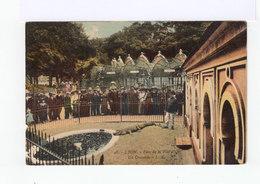 Lyon. Parc De La Tête D'Or. Un Crocodile. Colorisée. (2878) - Lyon